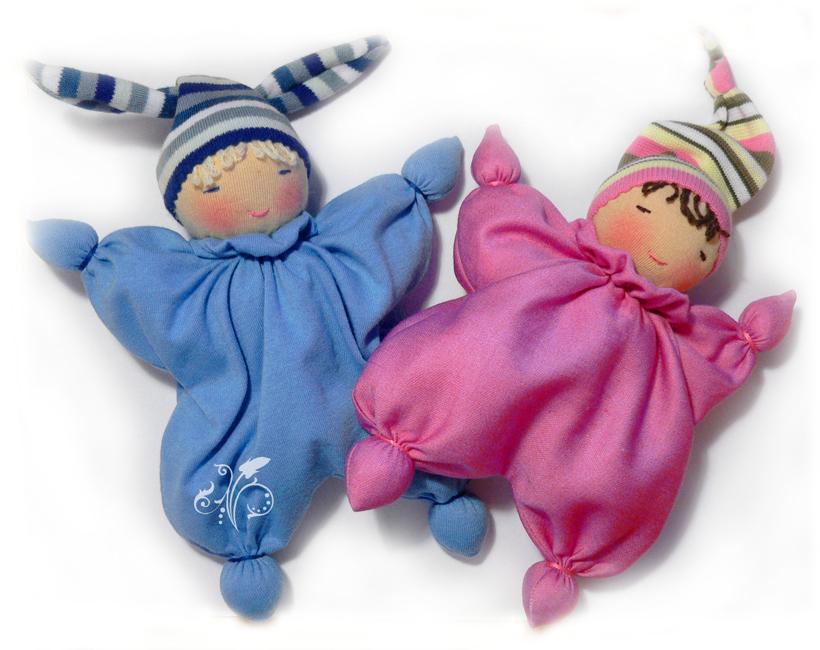 Вязанные куклы мастер класс